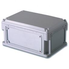 Корпус IP67,400х200х146 (выс.крышки 21),стнк.выбв.флнц.,непрозр.крыш. | 542210 | DKC