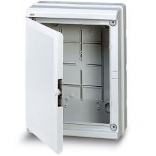 EUROPA IP65 бокс настенный 275х370х140мм ШхВхГ непрозр.дверь серый | 12774 | ABB