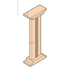 Пьедестал для шкафов GEMINI (Размер1-2-3-4) | 1SL0352A00 | ABB