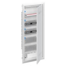 Шкаф мультимедийный с дверью с вентиляционными отверстиями UK660MV (5 рядов)   2CPX031386R9999   ABB