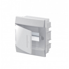 Бокс в нишу Mistral41 6М непрозрачная дверь 850°(без клемм) 1SLM004100A1301  ABB