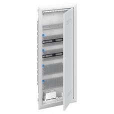 Шкаф мультимедийный с дверью с вентиляционными отверстиями и DIN-рейкой UK650MV (5 рядов)   2CPX031393R9999   ABB