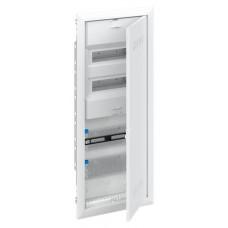 Шкаф комбинированный с дверью с вентиляционными отверстиями (5 рядов) 24М   2CPX031398R9999   ABB