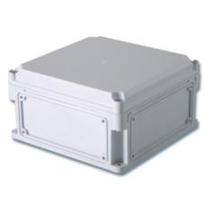 Корпус IP67,300х200х160 (выс.крышки 35),стнк.выбв.флнц.,непрозр.крыш. | 532310 | DKC