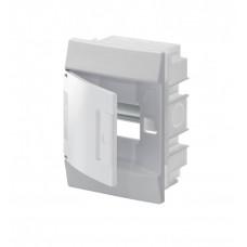 Бокс в нишу Mistral41 4М непрозрачная дверь 850°(без клемм) 1SLM004100A1300  ABB