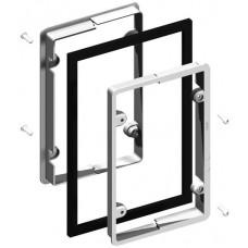 TZ609 рамка защитная IP55 для сквозной системы шин в TwinLine | 2CPX010504R9999 | ABB