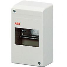 Бокс настенный 4М без двери белый | 1SL2404A00 | ABB