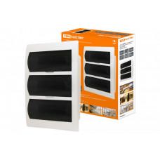 Бокс ЩРВ-П-45 модулей встраиваемый пластик IP40 | SQ0902-0011 | TDM