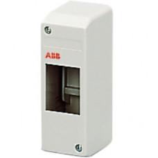 Бокс настенный 2М без двери белый | 1SL2402A00 | ABB