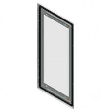 Дверь со стеклом для шкафов SR2 700x500мм ВхШ   PTN7056K   ABB
