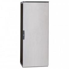Сборный шкаф Altis из нержавеющей стали - глубина 600 мм - высота 2000 мм - ширина - 800 мм - 1 дверь   048199   Legrand