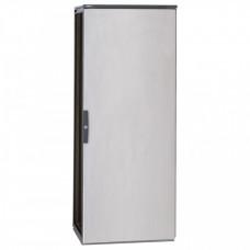 Сборный шкаф Altis из нержавеющей стали - глубина 400 мм - высота 1800 мм - ширина - 800 мм - 1 дверь   048192   Legrand