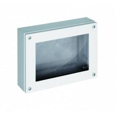 Коробка распределительная с обзорной крышкой   MBV 30.60.12   Провенто