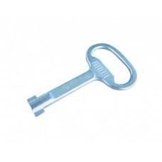 Ключ цинковый с двойной бородкой | KY 5 DB.Z | Провенто