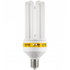 Лампа энергосберегающая КЛЛ 105Вт Е40 865 U образная КЭЛ-6U   LLE10-40-105-6500   IEK