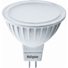 Лампа светодиодная LED 7Вт GU5.3 230В 4000К NLL-MR16-7-230-4K-GU5.3 MR16   94245   Navigator