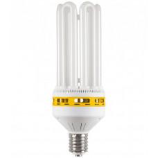 Лампа энергосберегающая КЛЛ 85Вт Е40 865 U образная КЭЛ-6U   LLE10-40-085-6500   IEK