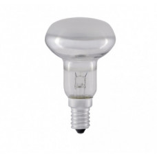 Лампа накаливания зеркальная 60Вт Е27 220В R63 рефлектор   LN-R63-60-E27-CL   IEK