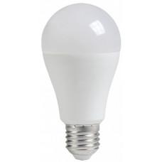 Лампа светодиодная LED 20Вт Е27 220В 4000К A60 шар | LLE-A60-20-230-40-E27 | IEK