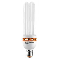 Лампа энергосберегающая КЛЛ 85Вт Е40 827 U образная 5U 90х340мм   SQ0323-0081   TDM
