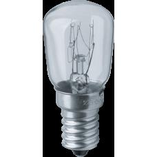 Лампа накаливания ЛОН 25Вт Е14 230В NI-T26-25-230-E14-CL   61204   Navigator