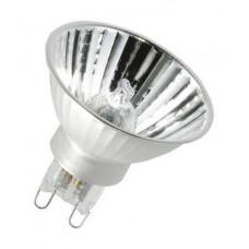 Лампа галогенная 40Вт 230В G9 60040 FL DECOPIN (прозрачная с отражателем d=41.5) | 4008321907189 | OSRAM