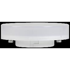 Лампа светодиодная LED 6Вт GX53 220В 4000К T75 таблетка | LLE-T80-6-230-40-GX53 | IEK