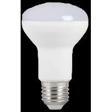 Лампа светодиодная LED 8Вт Е27 220В 3000К R63 рефлектор | LLE-R63-8-230-30-E27 | IEK