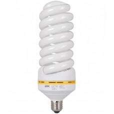 Лампа энергосберегающая КЛЛ 85Вт Е40 865 спираль КЭЛ-FS   LLE25-40-85-6500   IEK