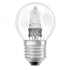 Лампа галогенная 46Вт 230В Е27 64543 P ECO d45x74мм | 4008321998323 | OSRAM