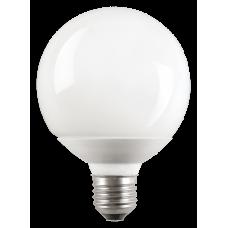 Лампа энергосберегающая КЛЛ 9Вт E14 827 шар КЭЛ-G | LLE70-14-009-2700 | IEK