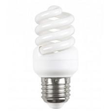 Лампа энергосберегающая КЛЛ 15Вт E14 840 спираль КЭЛ-FS | LLE25-14-015-4000-T2 | IEK