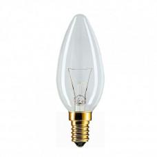 Лампа Stan 40W E14 230V B35 CL 1CT/10X10   926000006814   PHILIPS