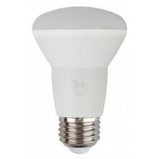 Лампа светодиодная LED ECO R63-8W-827-E27 (диод, рефлектор, 8Вт, тепл, E27) | Б0020635 | ЭРА