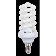 Лампа энергосберегающая КЛЛ 20Вт E14 827 cпираль PROMO PESL-SF | 3329198 | Jazzway
