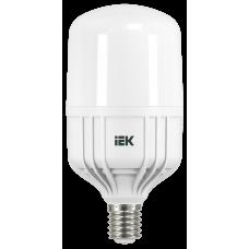 Лампа светодиодная LED 50Вт Е40 230В 6500К HP | LLE-HP-50-230-65-E40 | IEK