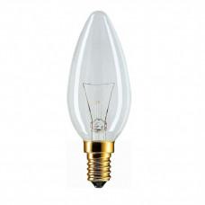 Лампа Stan 60W E14 230V B35 CL 1CT/10X10   926000003017   PHILIPS