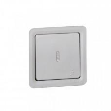 Переключатель на два направления с подсветкой - Программа Soliroc - 10 AX - 250 В~ - IK 10 - IP 55 | 077812 | Legrand
