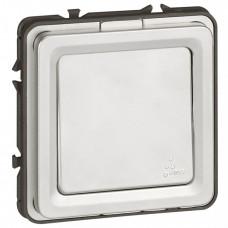 Переключатель на два направления - Программа Soliroc - 10 AX - 250 В~ - IK 10 - IP 55 | 077811 | Legrand
