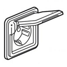 Розетка 2К+З зажим крыш Нем16А | 077835 | Legrand