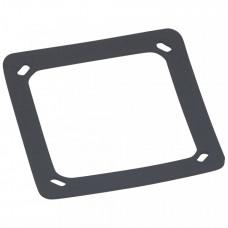 Прокладка для сглаживания дефектов поверхности - Программа Soliroc - для одноместной рамки | 077885 | Legrand