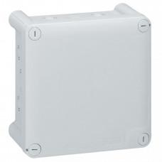 Plexo Коробка IP55 130х130х74мм   092034   Legrand