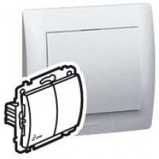 Galea Life Белый Выключатель 2-клав., IP44 | 771021 | Legrand