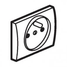 Galea Life Темная Бронза Лицевая панель для роз.2К+З шт.фр. | 771228 | Legrand