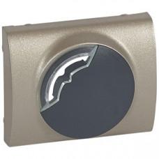 Galea Life Титан Лицевая панель для электронного комнатного термостата | 771453 | Legrand