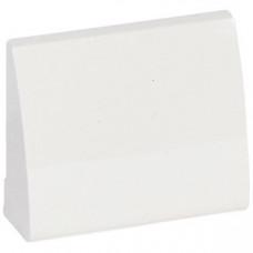 Galea Life Белый Накладка ввода кабеля | 777085 | Legrand