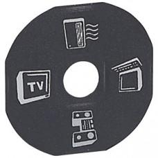 Galea Life Набор пиктограмм состоит из 4 дисков | 775800 | Legrand