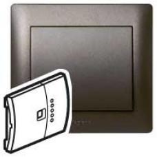 Клавиша Светорегулятор с индикацией Dark Bronze | 771290 | Legrand