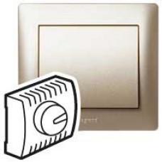 Galea Life Титан Накладка для светорегулятора поворотного, 1000Вт | 771459 | Legrand