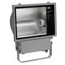 Прожектор ГО 03-250-01 250Вт IP65 серый симметричный | LPHO03-250-01-K03 | IEK